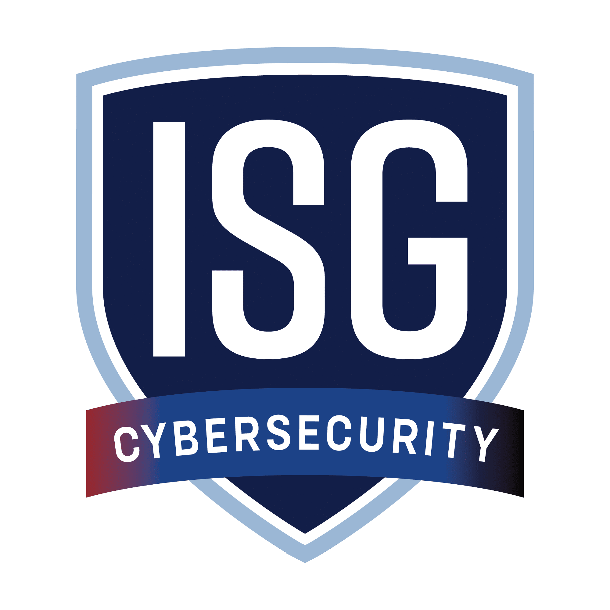 ISG Cyber Logo